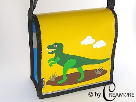 Kindergartentäschli Dinosaurier Rex