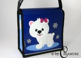 Kindergartentäschli Eisbär