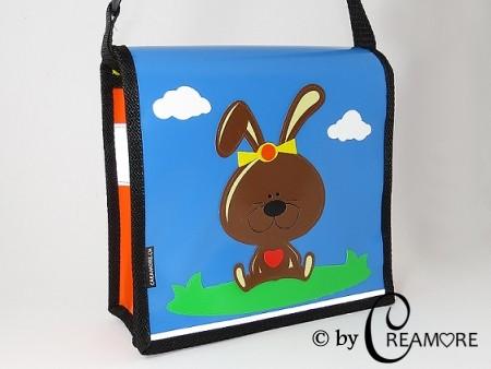 Kindergartentäschli Hase