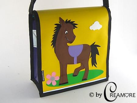 Kindergartentäschli Pferd