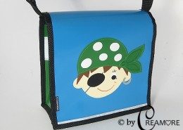Kindergartentäschli Pirat Boy