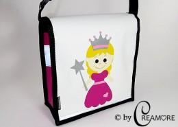 Kindergartentäschli Prinzessin