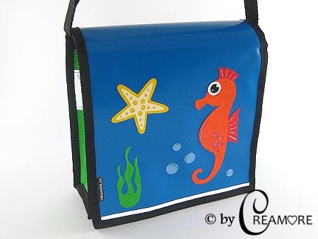Kindergartentäschli Seepferdli