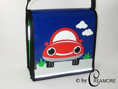 Kindergartentäschli Auto