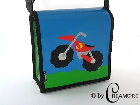 Kindergartentäschli Motocross