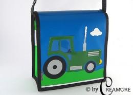 Kindergartentäschli Traktor