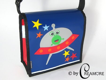 Kindergartentäschli Ufo