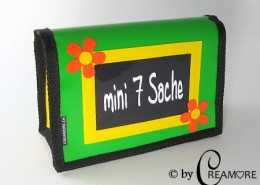 Mini-Täschli Spruch