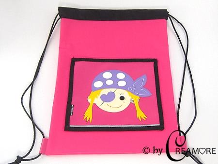 Turnsack Pirat Girl