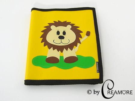 Zeichnungmappe Löwe
