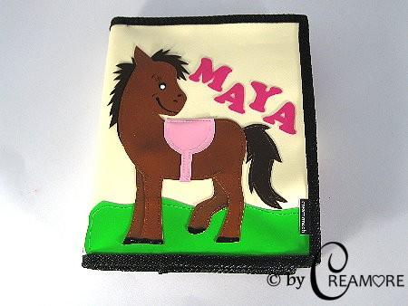 Zeichnungmappe Pferd