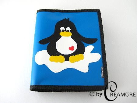 Zeichnungmappe Pinguin