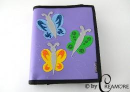 Zeichnungmappe 3 Schmetterlinge