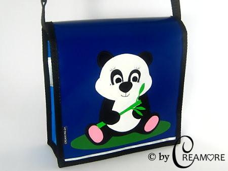 Kindergartentäschli Panda