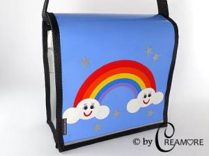 Kindergartentasche Regenbogen